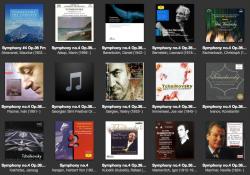 チャイコフスキー交響曲第4番コレクション
