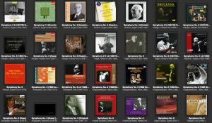 ブルックナー(Bruckner)交響曲第8番ハ短調